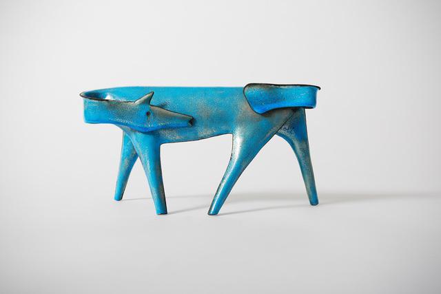 ", '""Cavallo"" (horse),' ca. 1950, Casati Gallery"