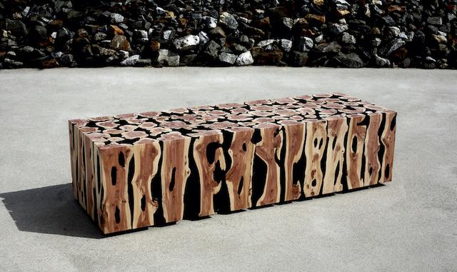 Jaehyo Lee, '0121-1110=115029', 2020, Sculpture, Wood (Juniper), Madison Gallery