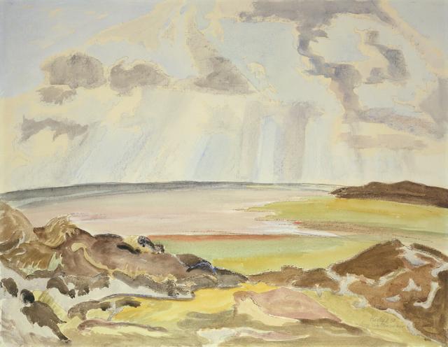 , 'Am Wattenmeer,' 1950, Henze & Ketterer