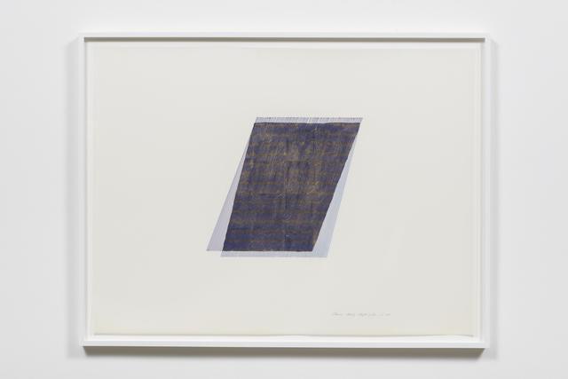 , 'Rhythm of Lines 2-3,' 1988, Ghebaly Gallery