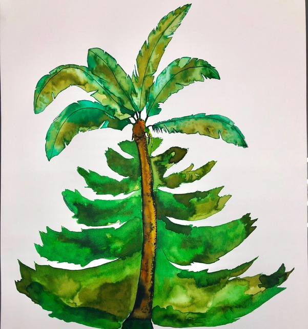 Johanna Breiding, 'Pine/Palm', 2019, Ochi Projects
