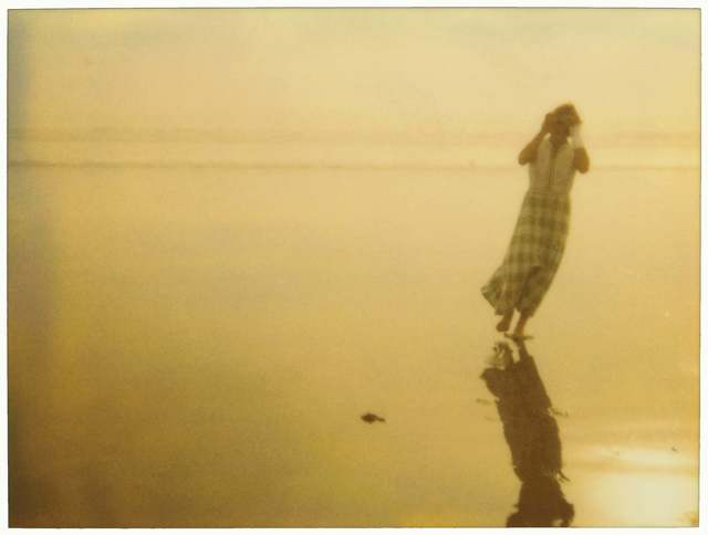 Stefanie Schneider, 'Dancer on the Beach III (Stranger than Paradise)', 1997, Photography, Analog C-Print, hand-printed by the artist on Fuji Crystal Archive Paper, based on a Polaroid, not mounted, Instantdreams