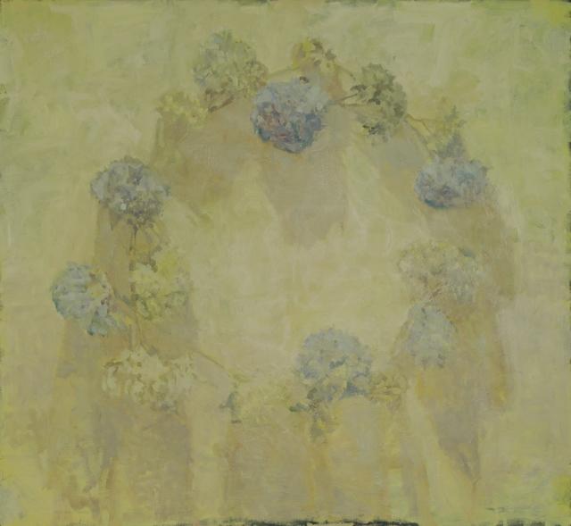 , 'Hydrangea Ring,' 2018, Les Yeux du Monde Gallery