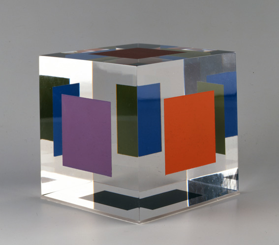 , 'MINI CUBE,' 1996, Mark Hachem Gallery