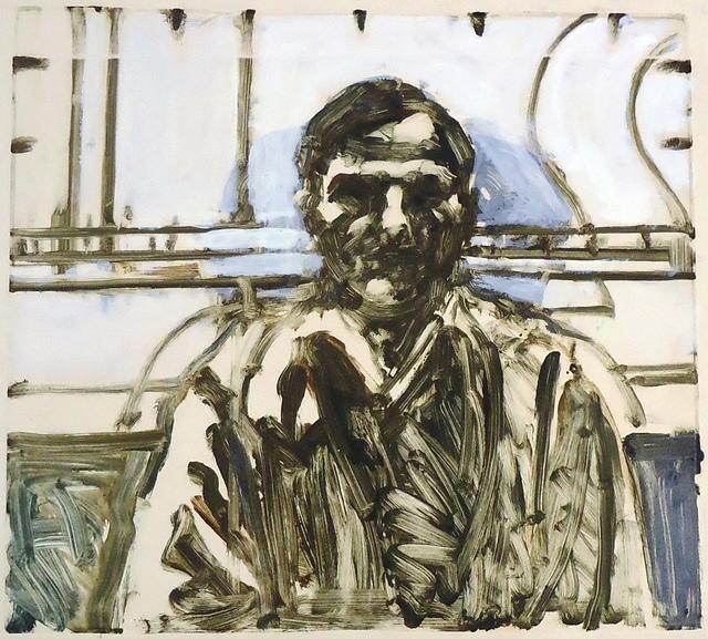 , 'Self-Portrait,' ca. 1972, Cerulean Arts
