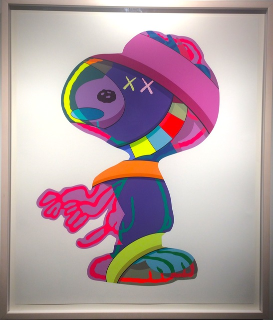 KAWS, 'The Things That Comfort', 2015, Soho Contemporary Art