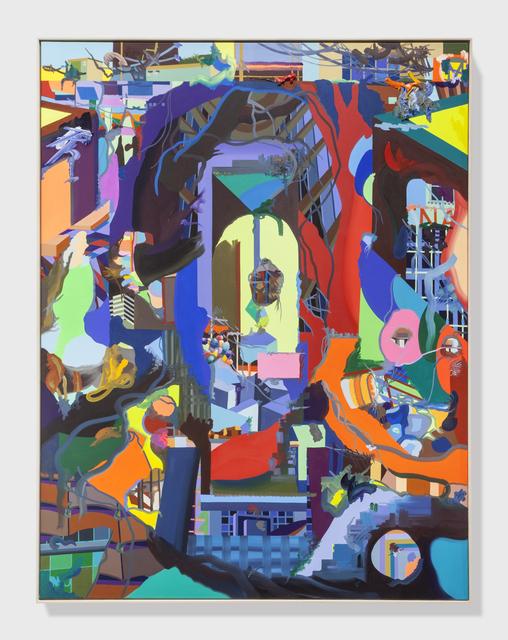 , 'The Secret Door,' 2018, Fortes D'Aloia & Gabriel