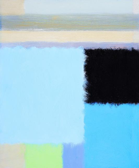 , 'Blue Surface,' 2017, Charles Nodrum Gallery
