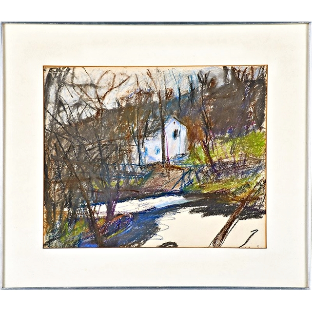 , 'Untitled Fall Landscape (Allan Stone Collection),' ca. 1980, Alpha 137 Gallery