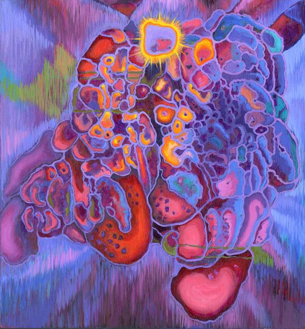 , 'Flowering Heart,' 2013, Joshua Tree Art Gallery