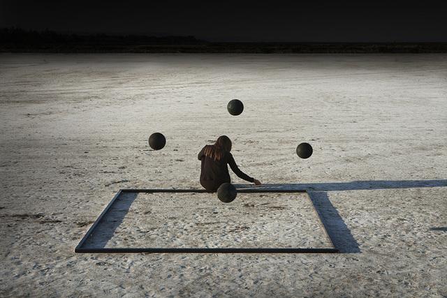 Corinne Mercadier, 'Fata Morgana', Galerie Les filles du calvaire