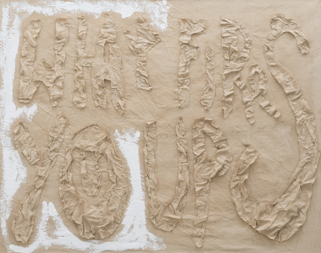 , 'o.T. (WHAT FIRES YOU UP),' 2018, Ruttkowski;68