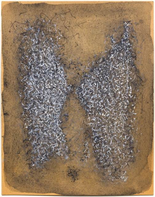 Mark Tobey, 'Untitled', 1959, Drawing, Collage or other Work on Paper, Tempera on cardboard, Koller Auctions