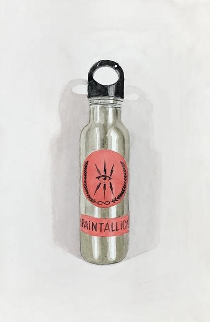 , 'Paintallica Water Bottle,' 2018, Burnet Fine Art & Advisory