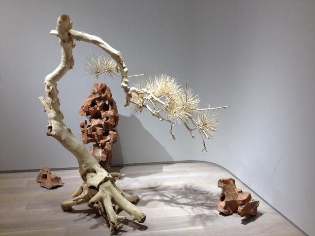 , '短松, 金淞 千创园 红1号,' 2013, MEBO Culture