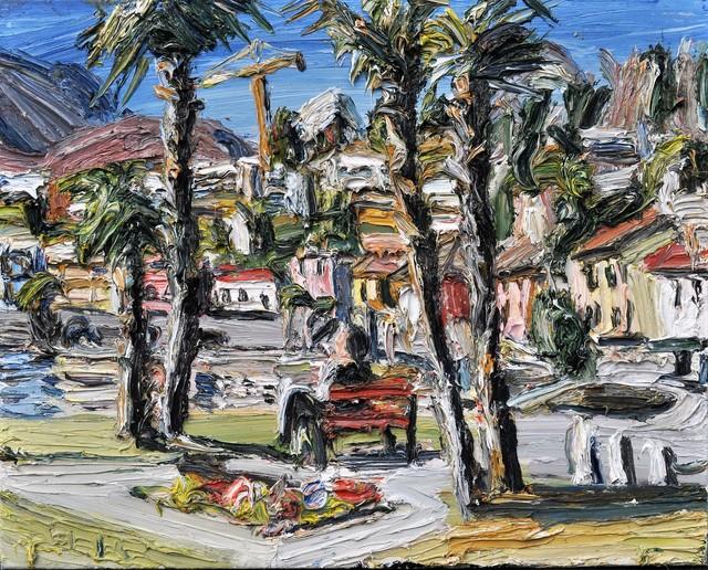 , 'Ascona im Licht,' 2015, GALERIE URS REICHLIN