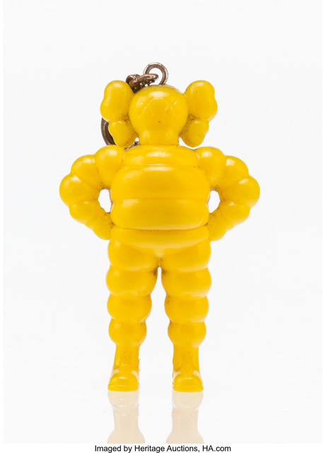 KAWS, 'Chum Toy Keychain', 2009, Other, Painted cast vinyl, Heritage Auctions