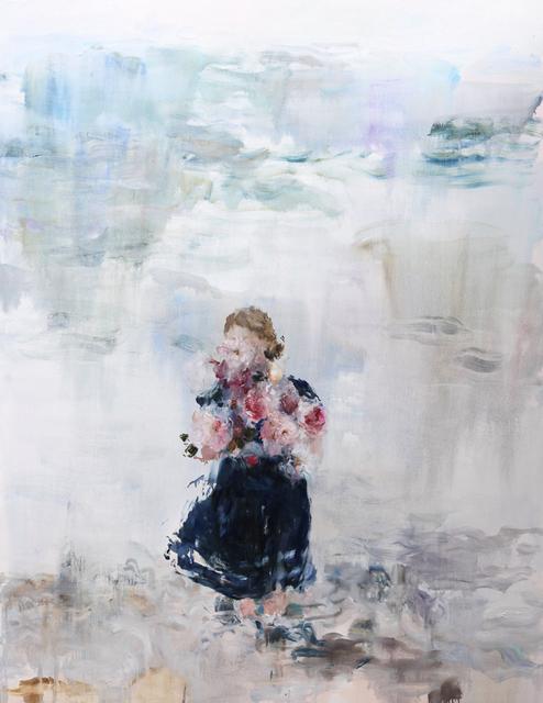 , 'Velvet (velvet blue lake),' 2018, Bau-Xi Gallery