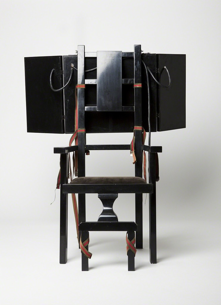 Solar Electric Chair
