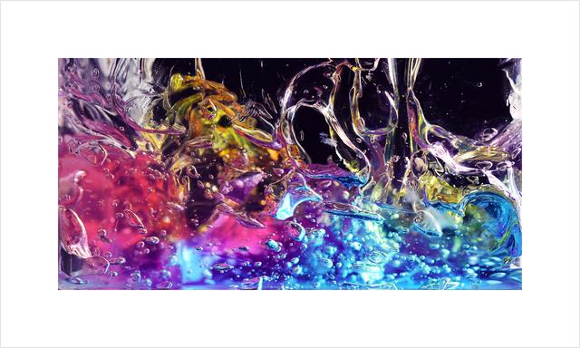 , 'Polychrome Gel,' 2019, Mark Moore Fine Art