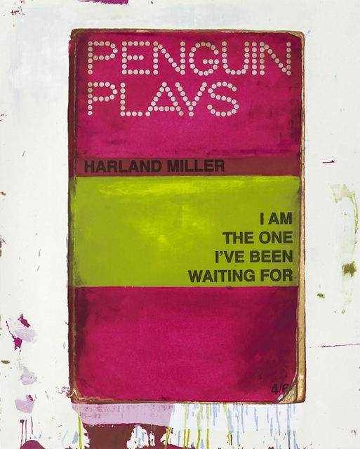 Harland Miller, 'I Am the One I've Been Waiting For', 2012, IKON Ltd. Contemporary Art