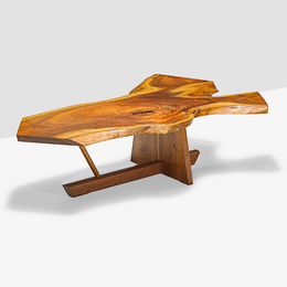 Exceptional Minguren I coffee table, New Hope, PA
