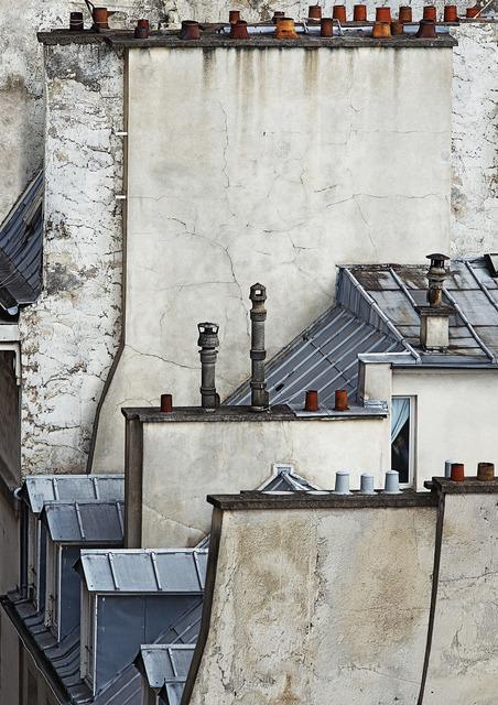 , 'Paris Roof Top #5,' 2014, Robert Koch Gallery
