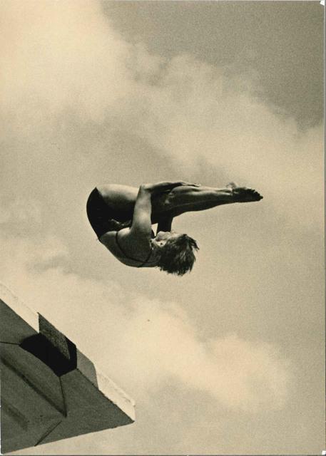 , 'From a Springboard,' 1960, Atlas Gallery