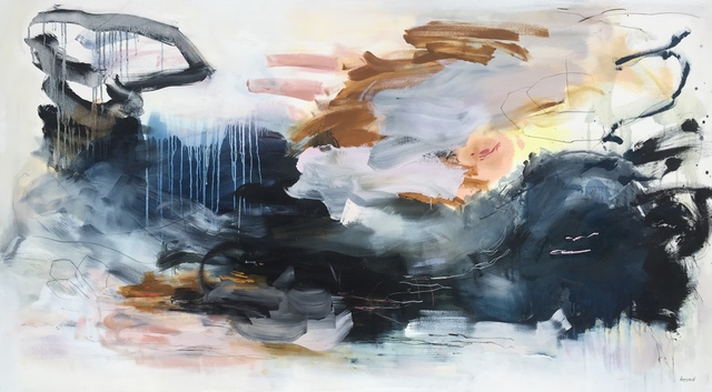 Mélanie Arcand, 'Midnight Swim', 2019, Galerie Bloom