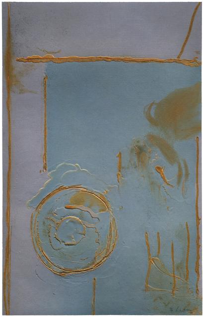 , 'Guadalupe,' 1989, Mixografia