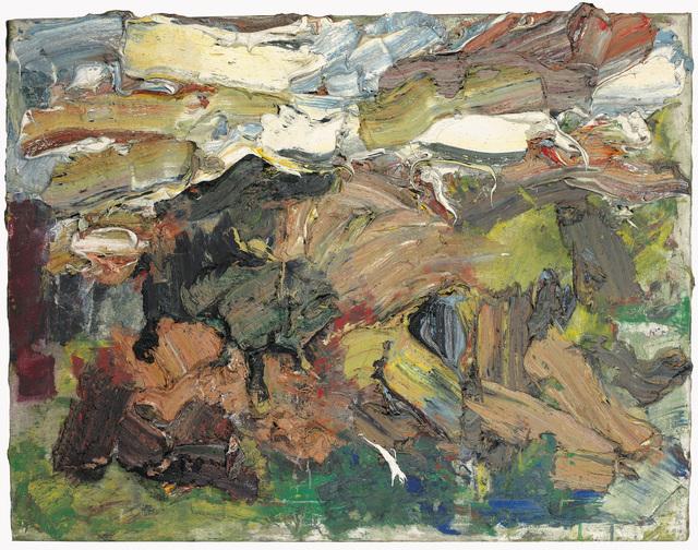 , 'Landscape,' 1984, Galerie Kovacek