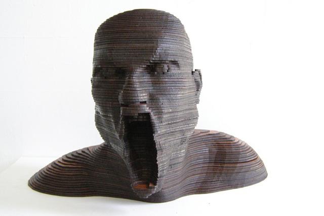 , 'Scream,' 2008, Julie M. Gallery