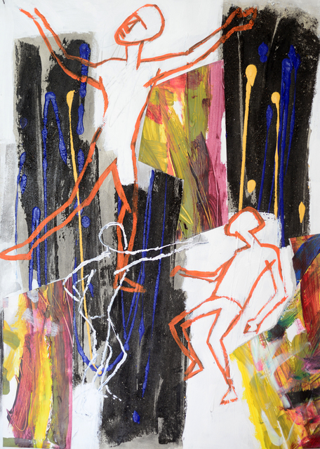 , 'Noite,' 2015, Tamar Golan Gallery