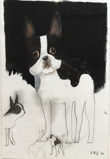 , 'Boston Terrier,' 2003, Dog & Horse Fine Art
