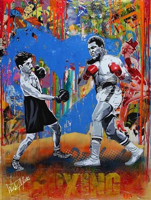Michael Waizman, 'Boxing', 2017, Miss D Gallery