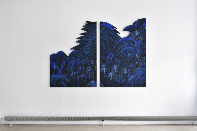 , 'Double deep jungle,' 2018, Sèvres