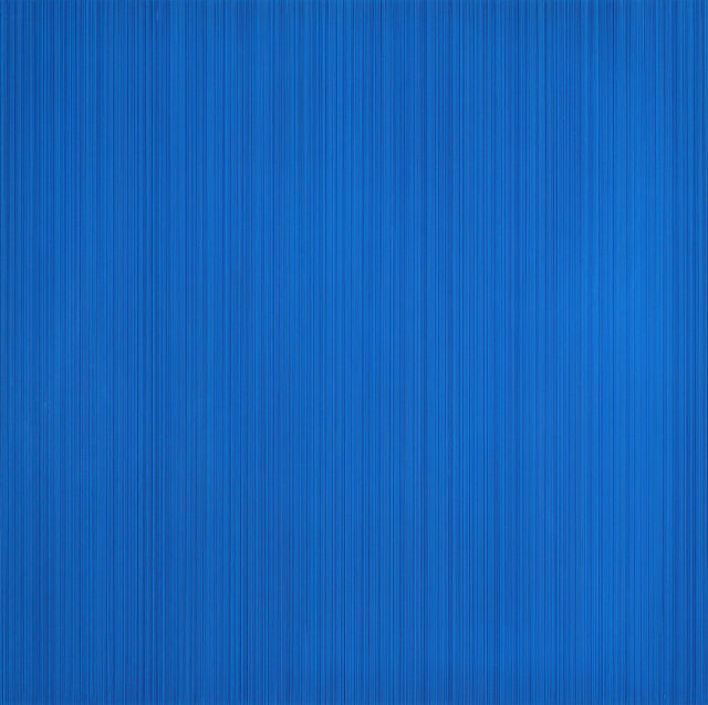 , 'who likes blue?,' 2016, Gallery LEE & BAE