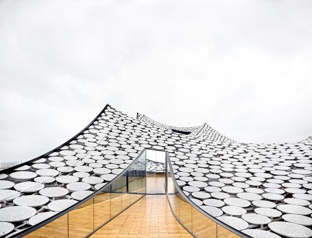 , 'Elbphilharmonie Hamburg Herzog & de Meuron Hamburg IV 2016,' 2016, Galerie Rüdiger Schöttle