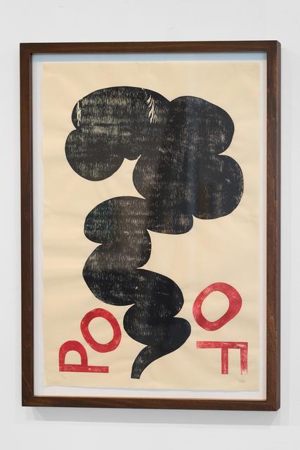 , 'Poof,' 2018, Gallery 16