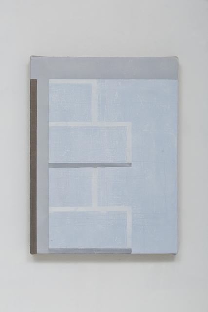 , 'Tijolo Azul,' 2016, Galeria Nara Roesler
