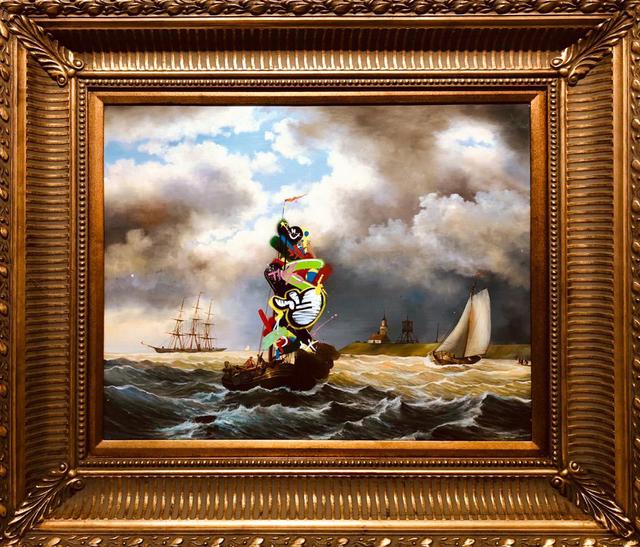 , 'Sailboat II,' 2018, NextStreet Gallery