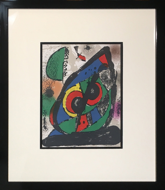 Joan Miró, 'Litografia Original I', 1972, Baterbys