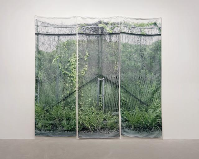 , 'Frontier Opened Area,' 2014, Ota Fine Arts