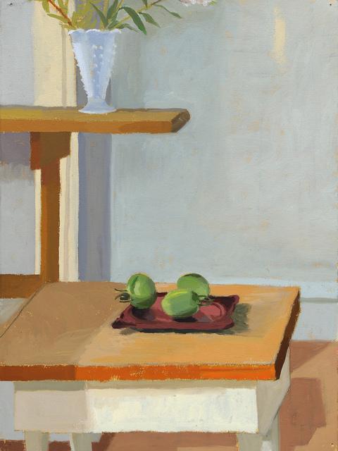 Celia Reisman, 'Green Tomatoes', 2012, Paul Thiebaud Gallery