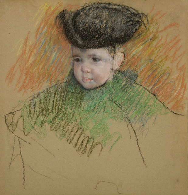 , 'Portrait of Master Hammond,' ca. 1898, Phoenix Art Museum