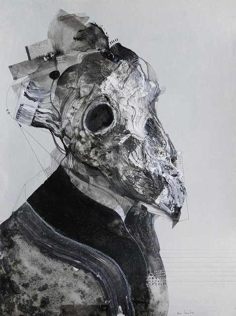 Eric Lacombe, 'Anomalie 19', 2017, Booth Gallery