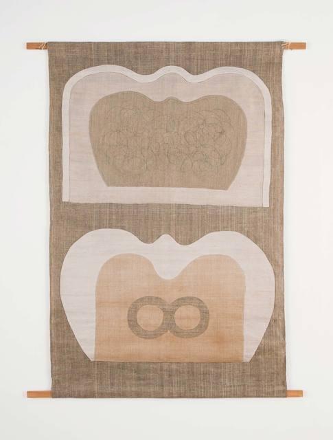 , 'Monochrome Wall-Hanging,' 1970, Stephen Friedman Gallery