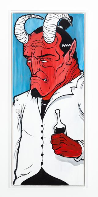 , 'Lucifer,' 2017, Ki Smith Gallery