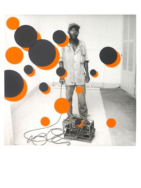 , 'Modou Seck,' 2016, Galerie Cécile Fakhoury - Abidjan