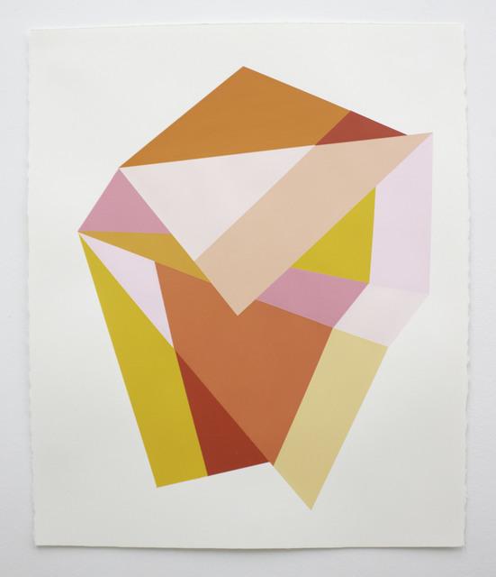 , 'Diffract,' 2018, Elizabeth Houston Gallery